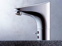 автоматические смесители воды