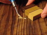ремонт ламината царапины