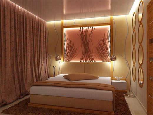 дизайн освещения квартиры