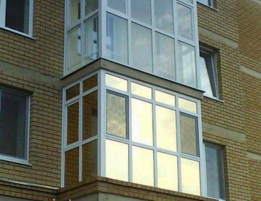 окна пвх тонированные