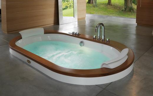 стоимость гидромассажной ванны