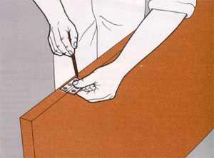 установить межкомнатную дверь своими руками
