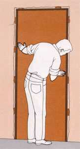 как установить двери видео