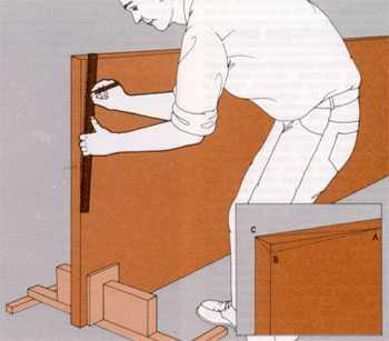 монтаж и установка дверей