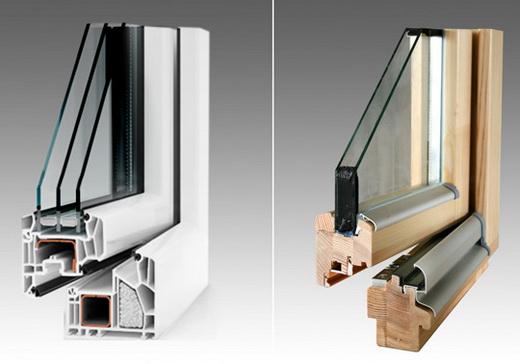 Что лучше поставить - пластиковые и деревянные окна сравнение