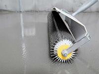 заливка пола бетоном собственными силами