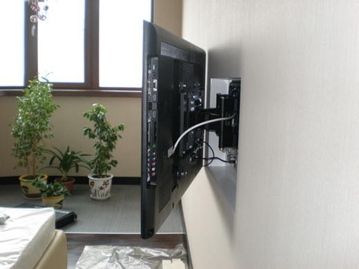 кронштейны под телевизор на стену