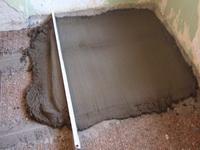 Стяжка из бетона. Как делать?