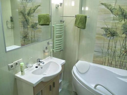 размеры плитки в ванную