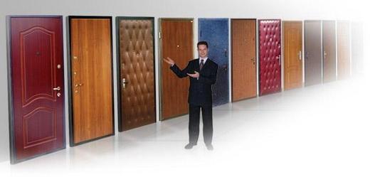 Производители входных дверей