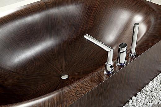 минусы деревянной ванны