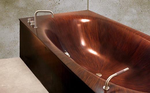 Технология изготовления ванн из дерева