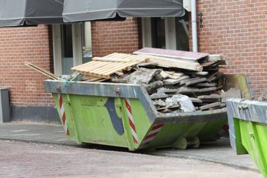 куда следует вывозить строительный мусор