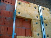 Плиты из минераловаты для утепления фасадов