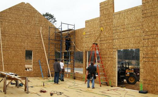 проекты домов по канадской технологии