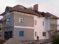 Наружная теплоизоляция фасадов