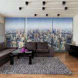Фальш окна в интерьере квартиры. Возможности и фото