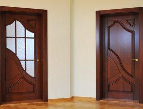 Межкомнатные филенчатые двери. Преимущества конструкции