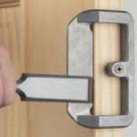 Как навесить двери