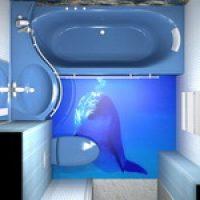 Наливные полы 3D своими руками