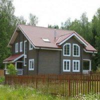 Наружная отделка деревянных домов. Виды применяемых материалов