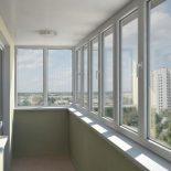 Последовательность утепления балкона