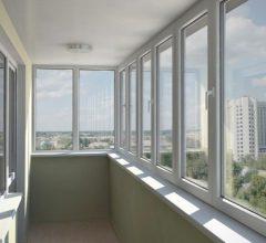 Какие окна надо ставить на балкон или лоджию