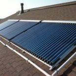Солнечные коллекторы для отопления дома. Виды. Преимущества и недостатки