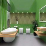 Современная ванная комната. Фото стилей интерьера и дизайнерских решений