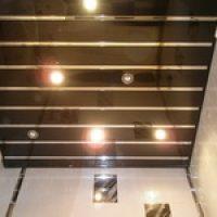 Установка реечного потолка своими руками. Особенности монтажа