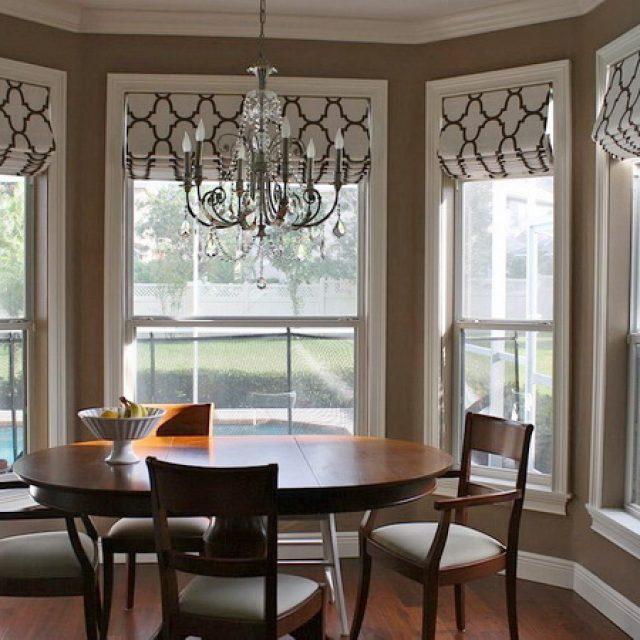 Эркерные окна в интерьере квартиры